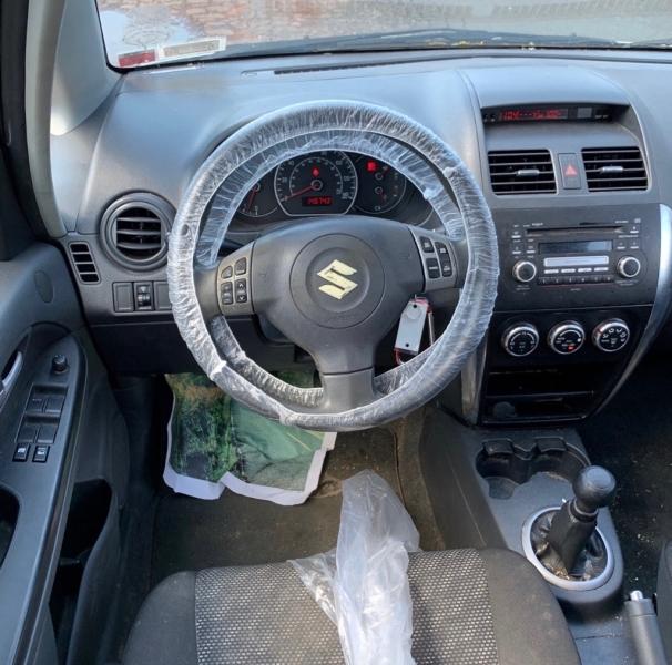 SUZUKI SX4 2008 price $3,990