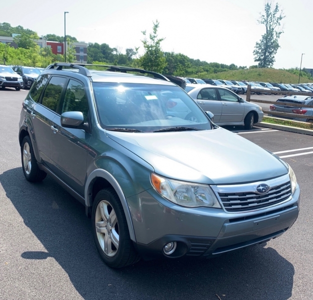 SUBARU FORESTER 2009 price $6,990