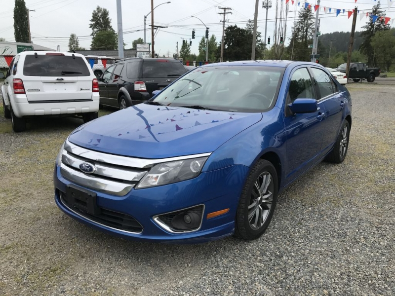 FORD FUSION 2011 price $6,495
