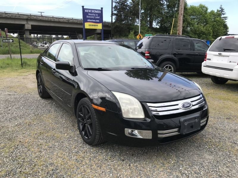 FORD FUSION 2009 price $5,495