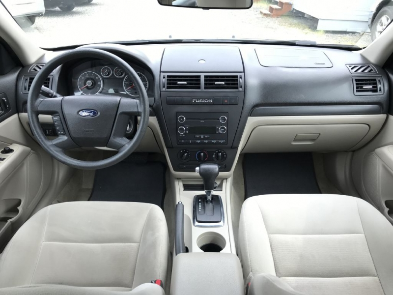 FORD FUSION 2009 price $4,495