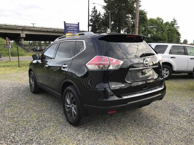 NISSAN ROGUE 2016 price $18,995
