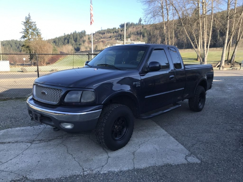 FORD F150 1999 price $5,495