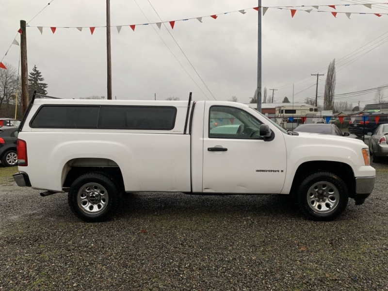 GMC SIERRA 2008 price $5,995