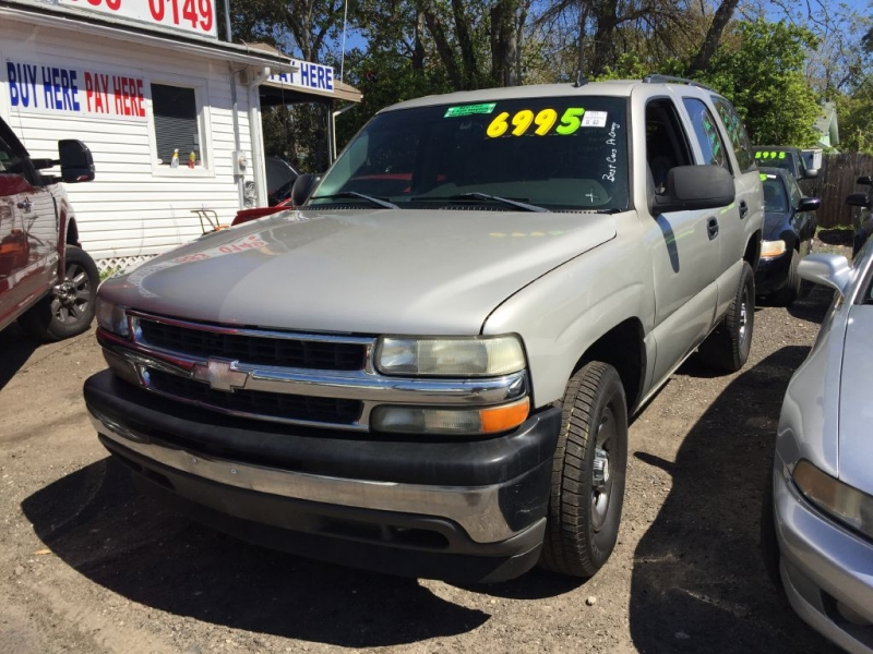 CHEVROLET TAHOE 2006 price $4,900