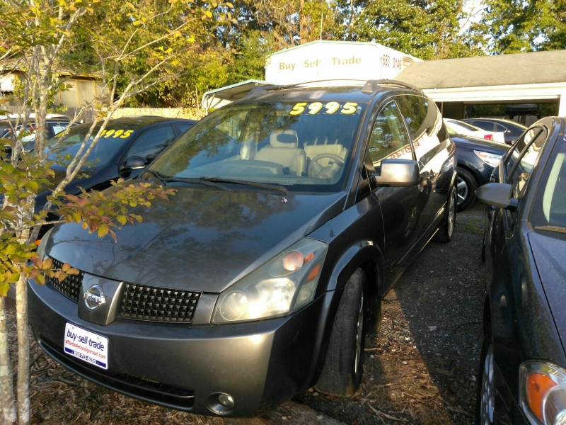 NISSAN QUEST 2004 price $7,995