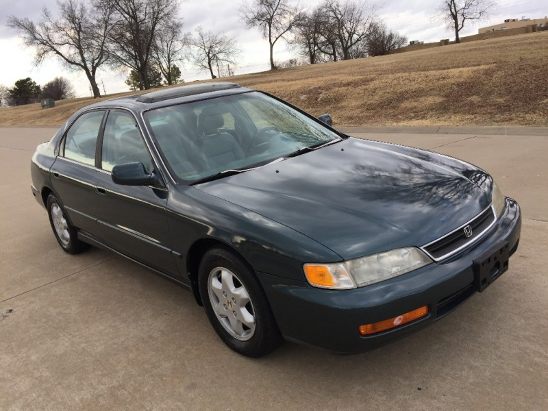 Honda Accord Sdn 1996 price $2,999