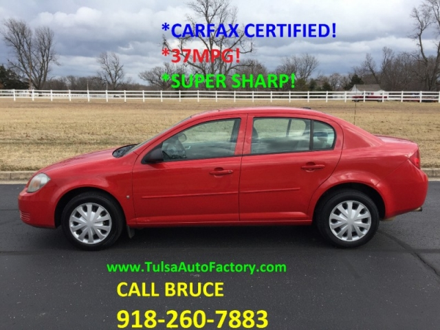 2009 chevy cobalt ls sedan red manual carfax certified gas saver rh tulsaautofactory com 2008 chevy cobalt manual clutch maintenance 2008 chevy cobalt manual transmission fluid