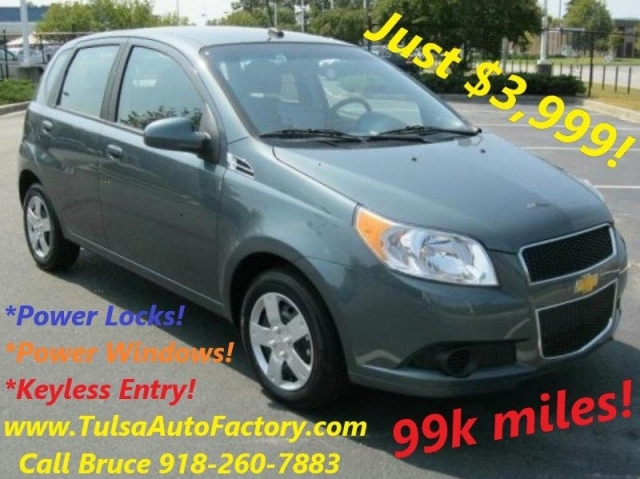 2010 Chevrolet Aveo Lt 35 Mpg Low Miles Extra Clean 3999