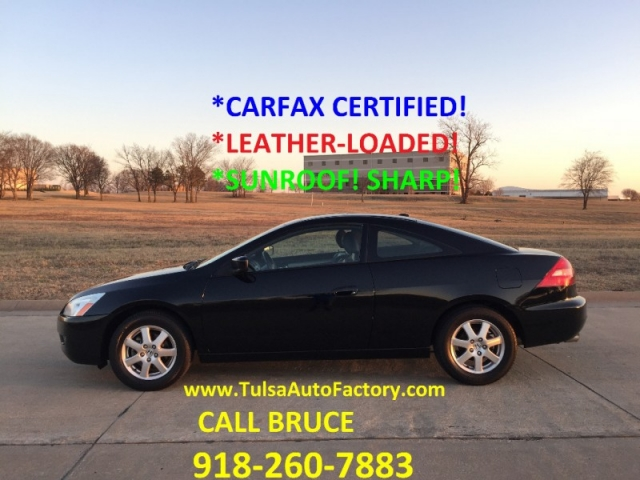 2005 Honda Accord Cpe