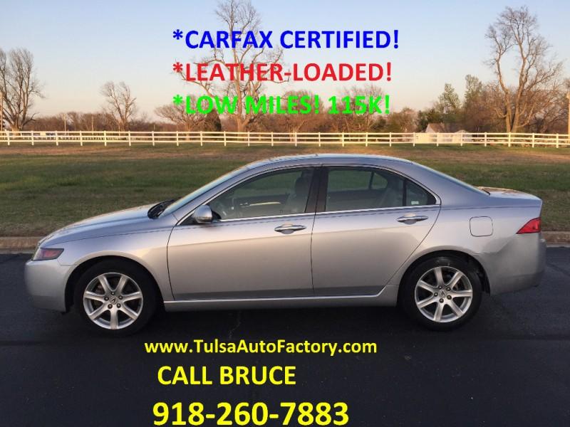 Acura TSX 2004 price $6,499