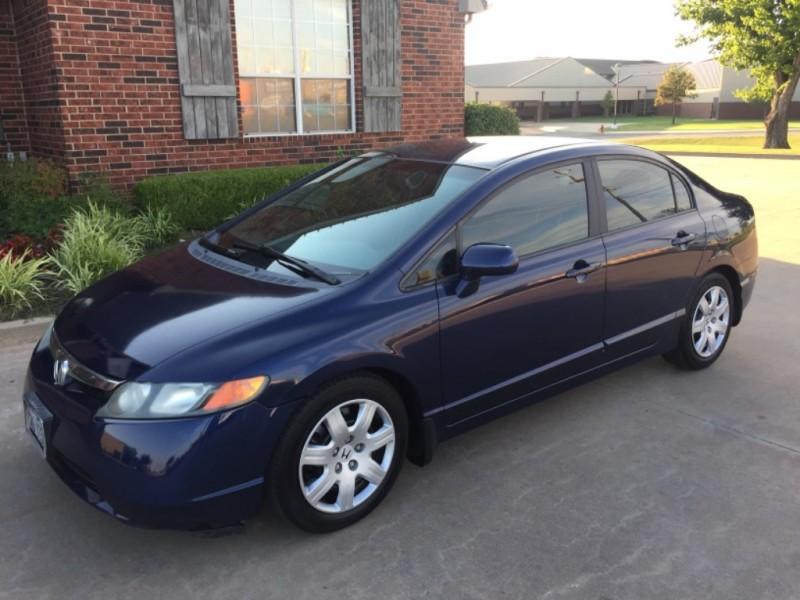 Honda Civic Sdn 2008 price $4,999