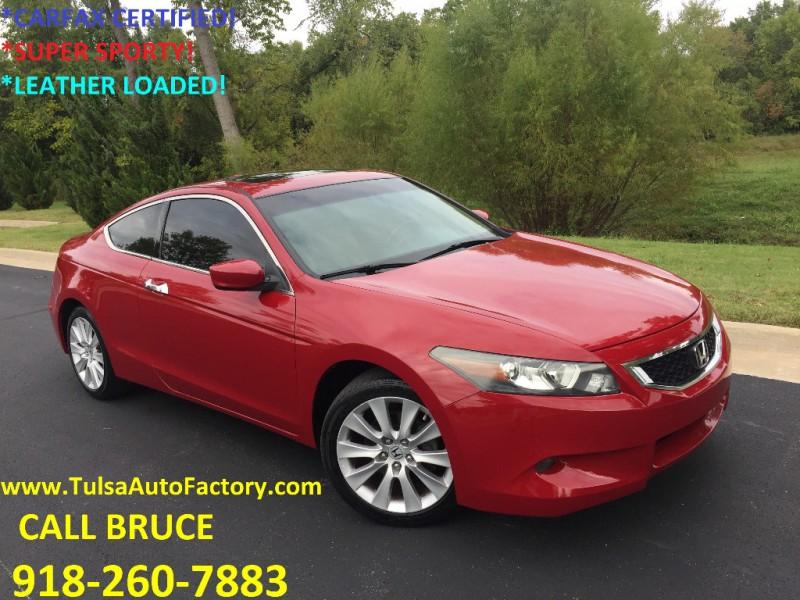 Red Honda Accord >> 2008 Honda Accord Cpe 2dr V6 Auto Ex L