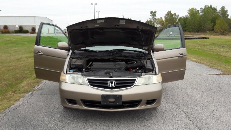 2004 Honda Odyssey EX * 1 OWNER! * LOADED! * $4,499 ! - Auto Factory, LLC | Auto dealership in ...