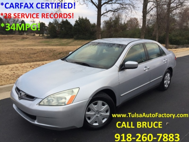 2005 Honda Accord Sdn