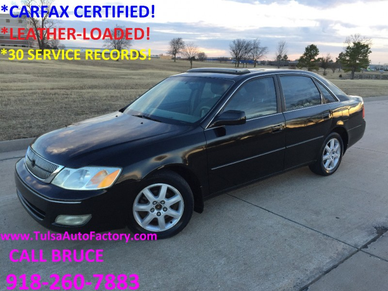 Toyota Avalon 2002 price $3,499