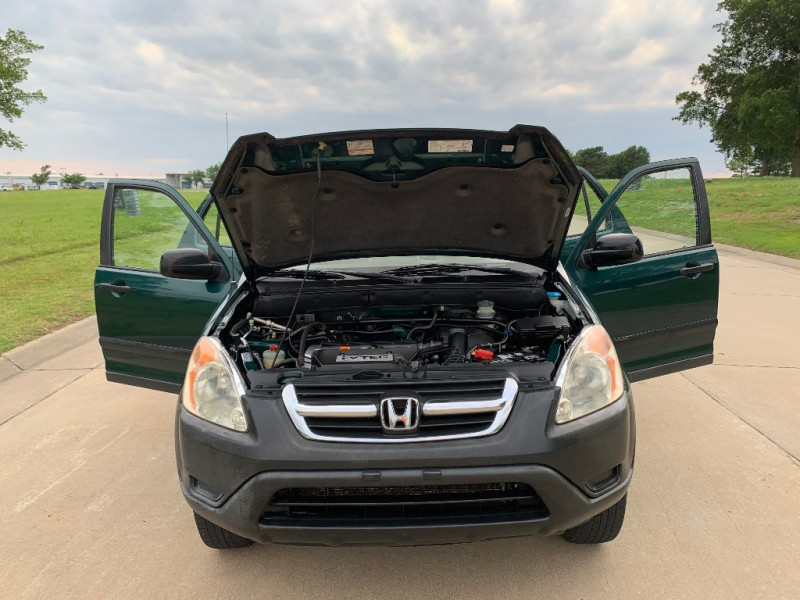 Honda CR-V 2002 price $4,499