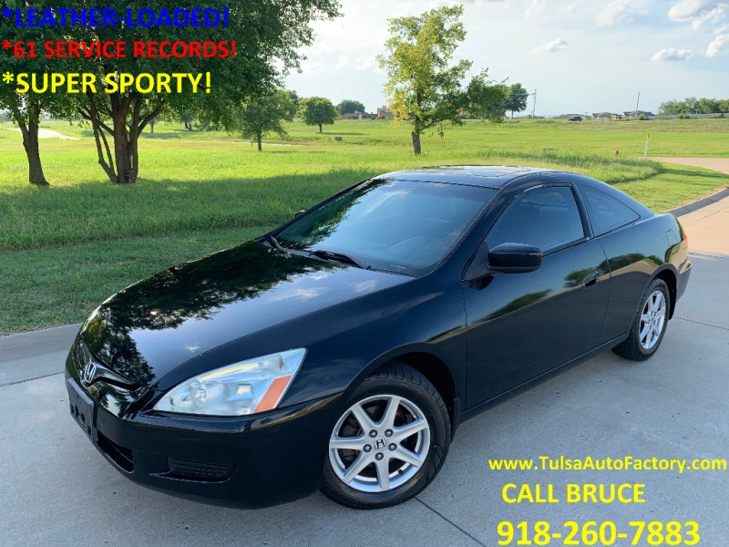 Honda Accord Cpe 2003 price $5,999