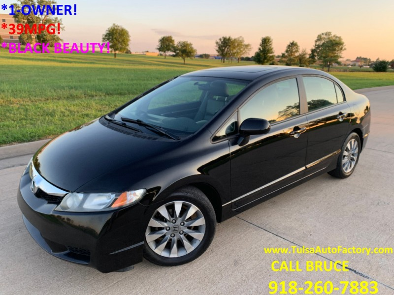 Honda Civic Sdn 2009 price $6,499
