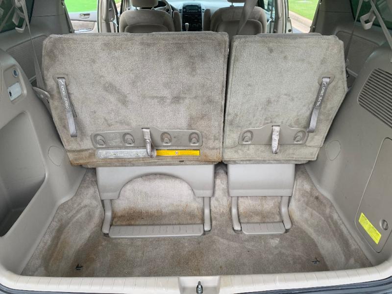 Toyota Sienna 2008 price $5,499
