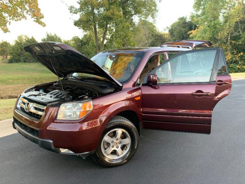 Honda Pilot 2007 price $5,499