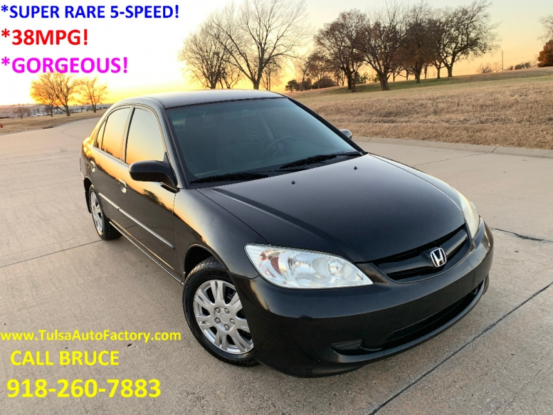Honda Civic Sdn 2005 price $4,999