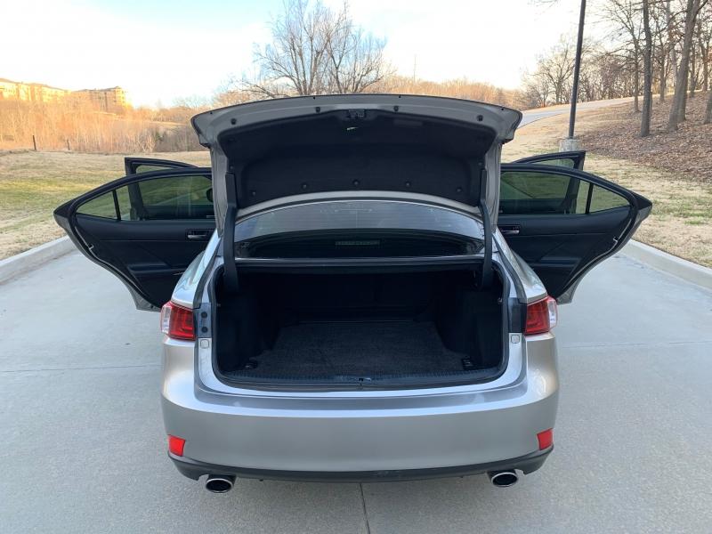Lexus IS 250 2015 price $19,899