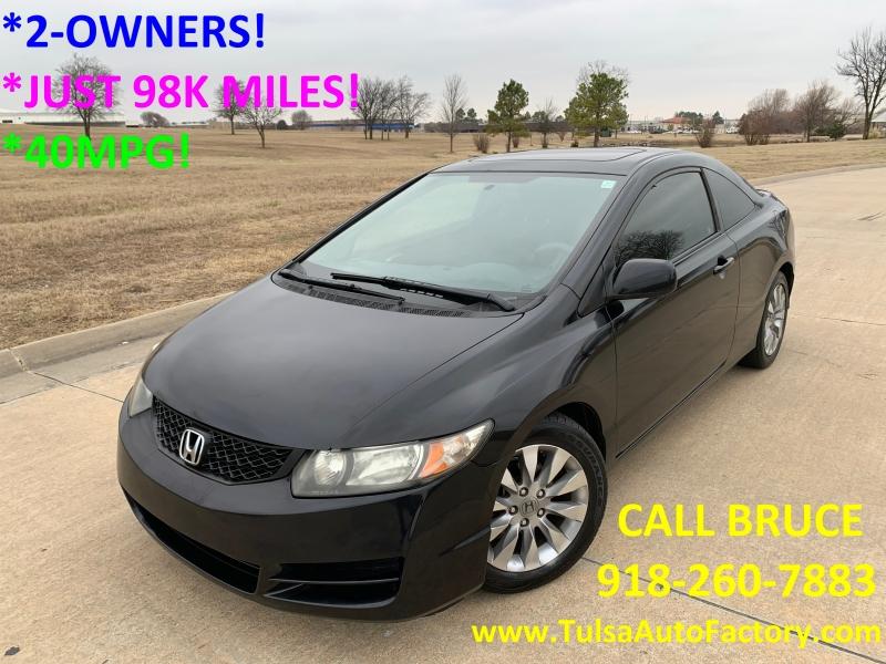 Honda Civic Cpe 2010 price $7,499