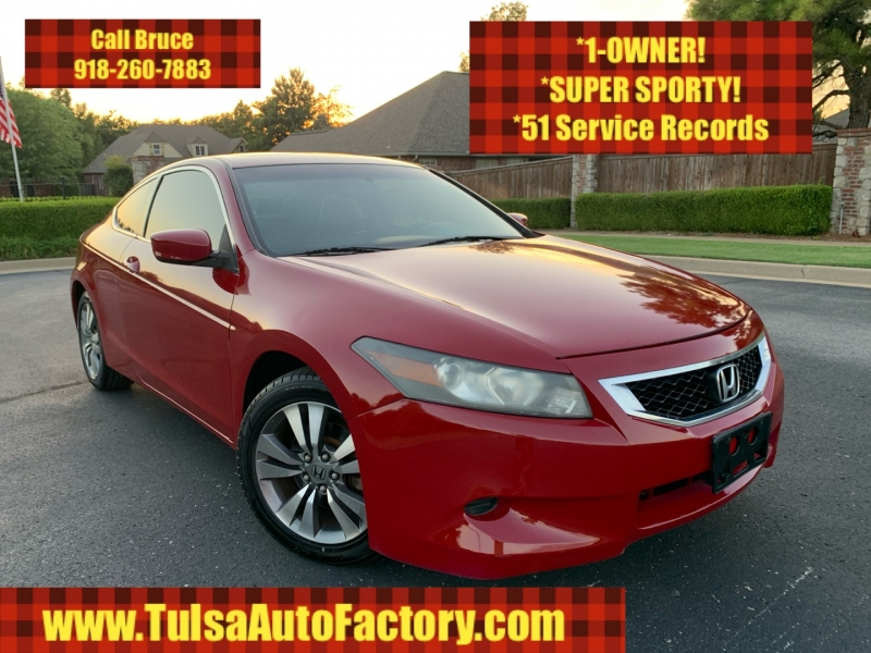 Honda Accord Cpe 2009 price $6,999