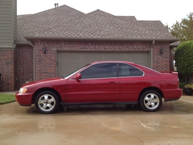 1997 Honda Accord Cpe 2dr Cpe Special Edition Auto - Auto Factory, LLC | Auto dealership in ...