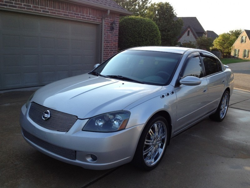 2005 NISSAN ALTIMA S SILVER *EXTRA CLEAN* *CARFAX ...