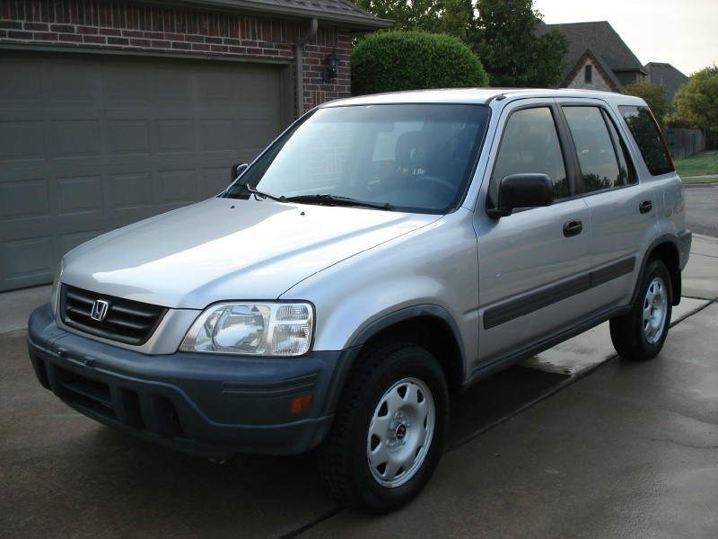 Honda Dealership Tulsa >> 1999 HONDA CRV LX SILVER *PRICE REDUCED**CARFAX CERTIFIED ...