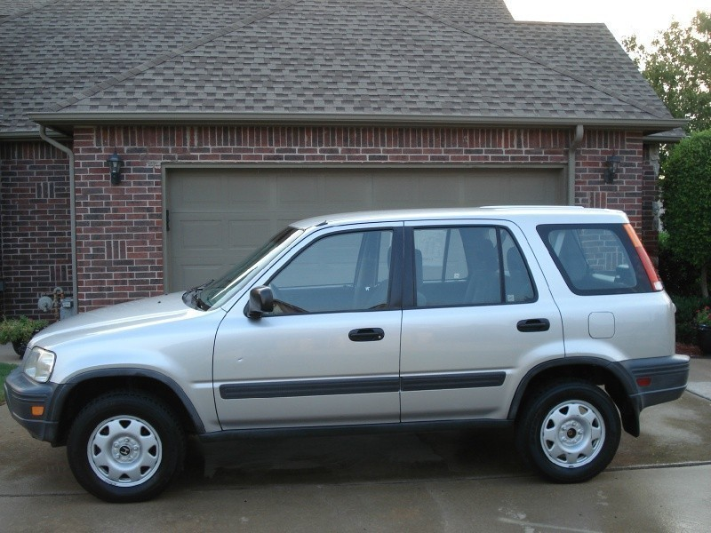 1999 honda crv lx silver price reduced carfax certified 1 owner very clean auto factory. Black Bedroom Furniture Sets. Home Design Ideas