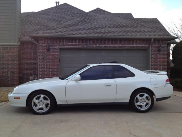 1998 HONDA PRELUDE WHITE AUTO *SUPER SPORTY* *SUPER RARE* *EXTRA CLEAN* *CARFAX CERTIFIED ...