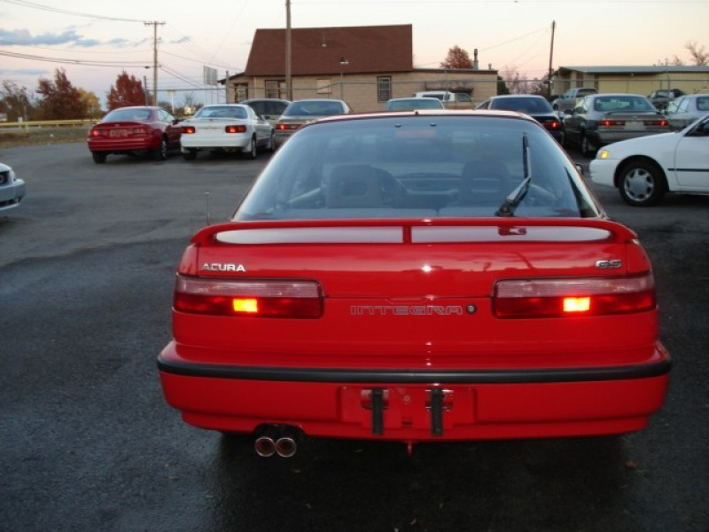 Acura Integra 1990 price $3,450