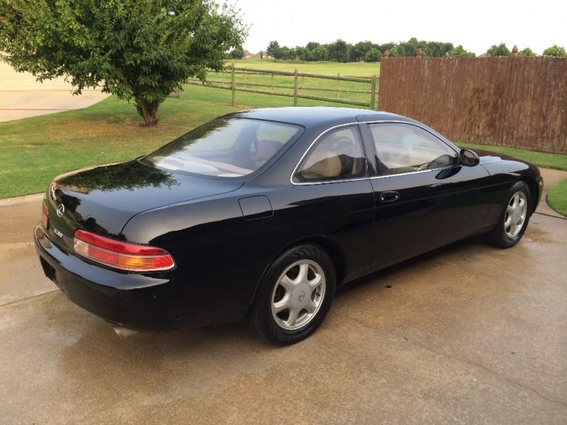 lexus sc300 black 1997
