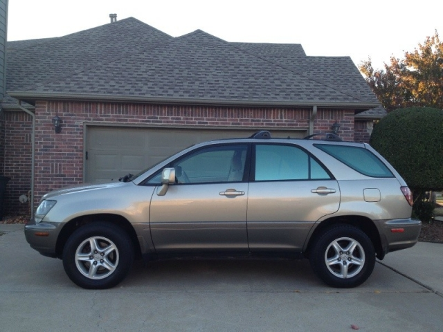 Lexus Suv Tan Carfax Certified Owner Loaded