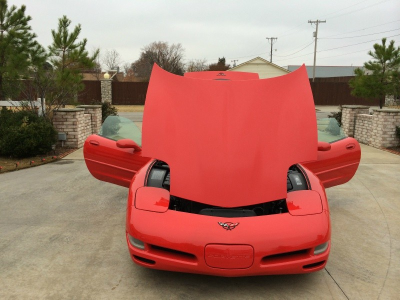 Chevrolet Corvette 2001 price $18,999