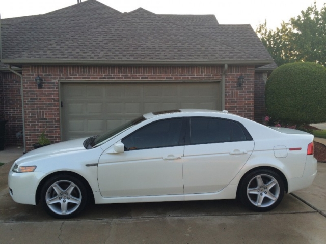 2005 ACURA TL 4DR SEDAN WHITE *CARFAX CERTIFIED* *LOADED* *SUPER CLEAN-SUPER SHARP* *PRICE ...
