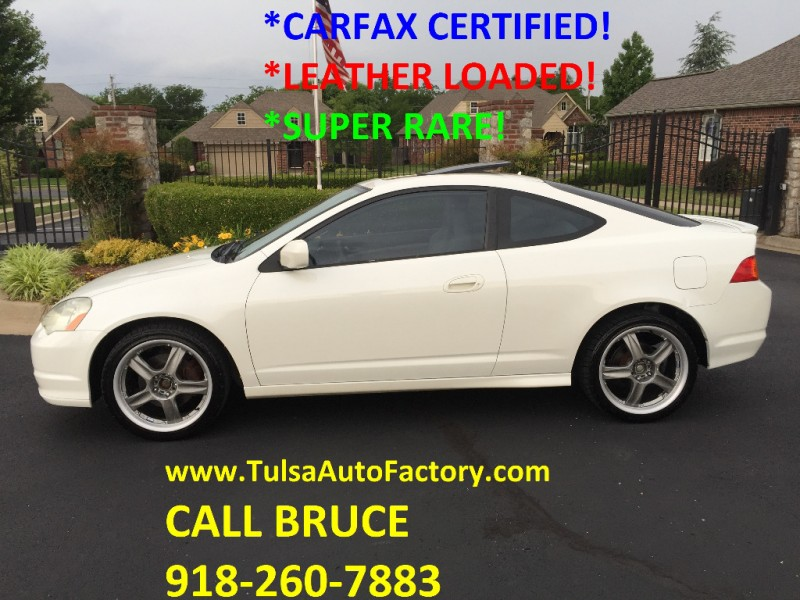2004 Acura Rsx Type S >> 2004 Acura Rsx Type S White 6 Speed Manual Carfax Certified I