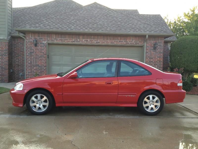 Honda Civic 2000 price $7,999