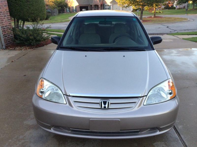 Honda Civic 2001 price $3,499