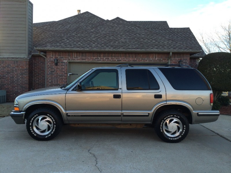 Chevrolet Blazer 1998 price $4,499