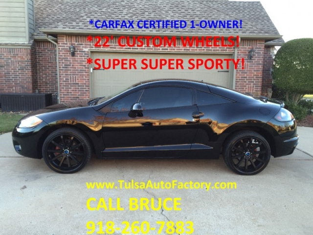 2007 mitsubishi eclipse gt hatchback black manual carfax certified rh tulsaautofactory com 2007 mitsubishi eclipse owners manual pdf 2007 mitsubishi eclipse spyder owners manual