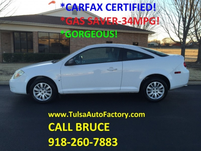 2007 chevy cobalt ls coupe white 5 speed manual carfax certified rh tulsaautofactory com 2007 Cobalt LS Coupe 2007 chevy cobalt ls owners manual