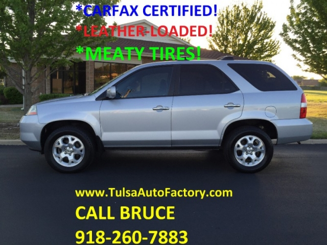 ACURA MDX SUV TOURING PACKAGE SILVER CARFAX CERTIFIED RD - 2002 acura mdx tires