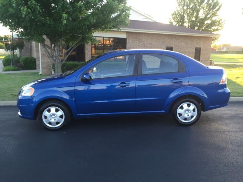 Chevrolet Aveo 2009 price $6,499