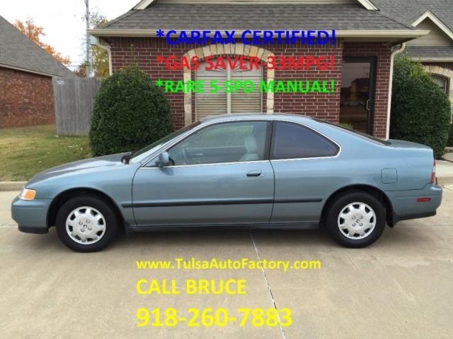 1994 HONDA ACCORD LX COUPE BLUE 5-SPEED MANUAL - Auto Factory, LLC | Auto dealership in Broken ...