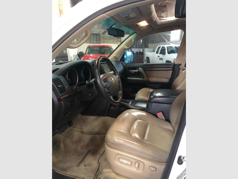 Toyota Land Cruiser 2008 price $17,995