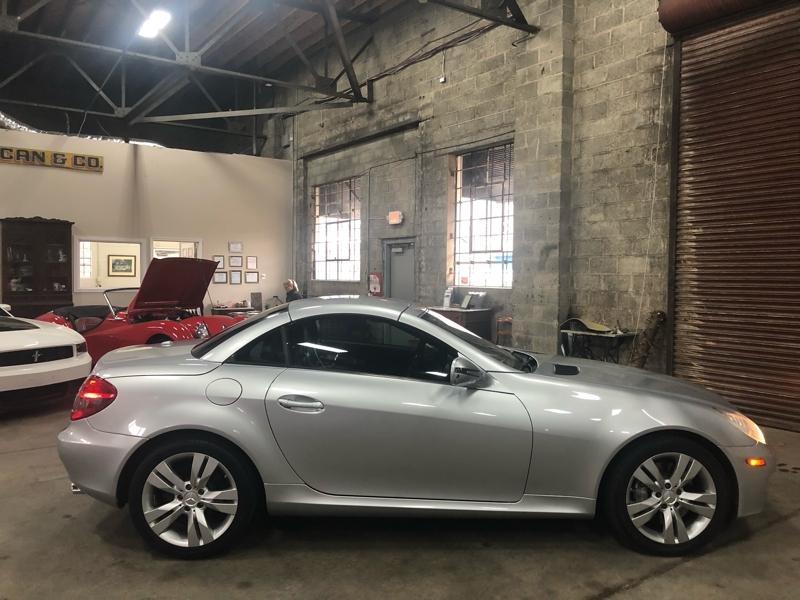 Mercedes-Benz SLK-Class 2009 price $8,995